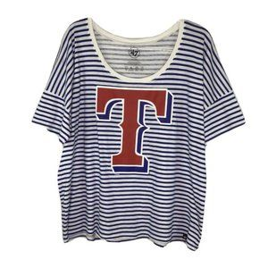 Texas Rangers XXL T shirt